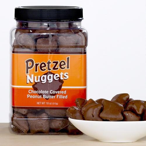 Peanut Butter Nuggets Recipe — Dishmaps