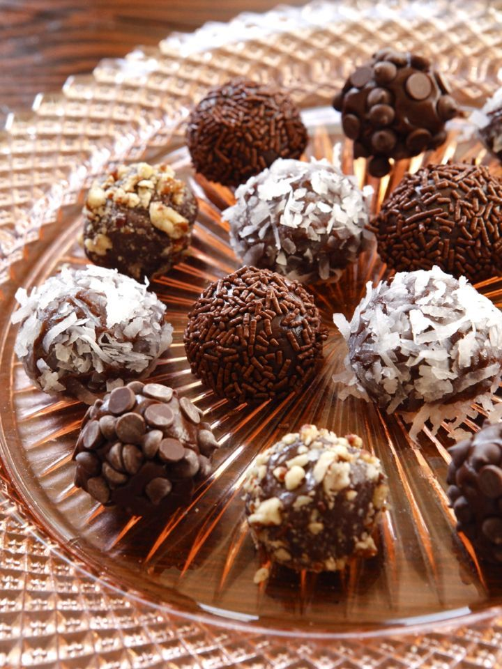 Brigadeiros - Recipe for Brazilian Chocolate Truffle Candies inspired ...