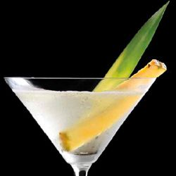 Pineapple Cilantro Martini | DRINK | Pinterest