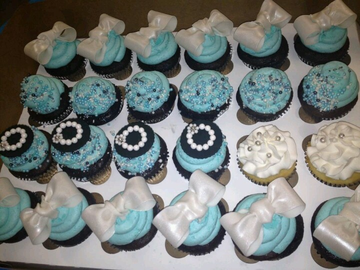 tiffany themed baby shower baby shower ideas pinterest