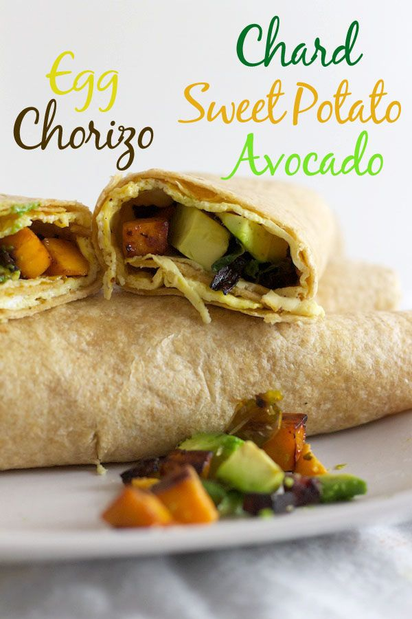 Egg and Chorizo Burritos | Sandwiches, Paninis, Tacos, Tortillas & Wr ...