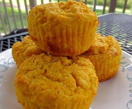 Sweet Potato Cornbread | Dough Love-Breads | Pinterest