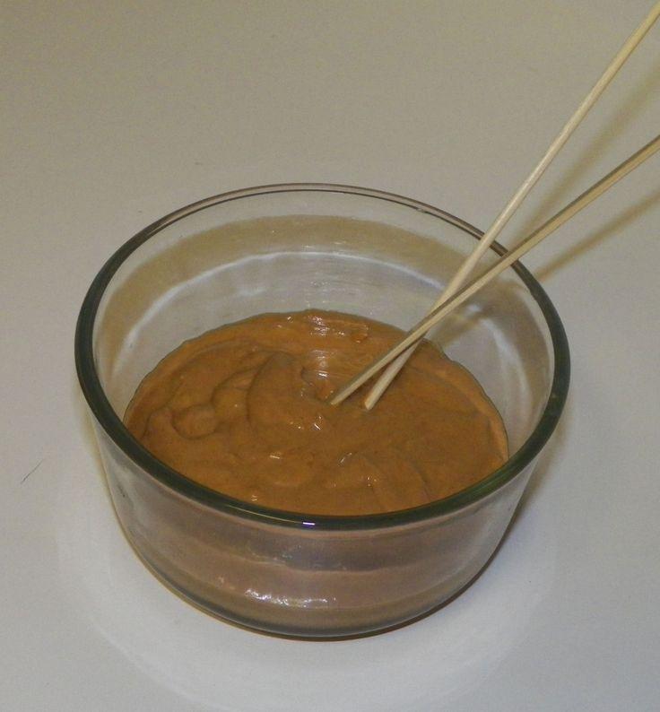 Healthy PB2 Peanut Butter Satay Sauce | Recipe