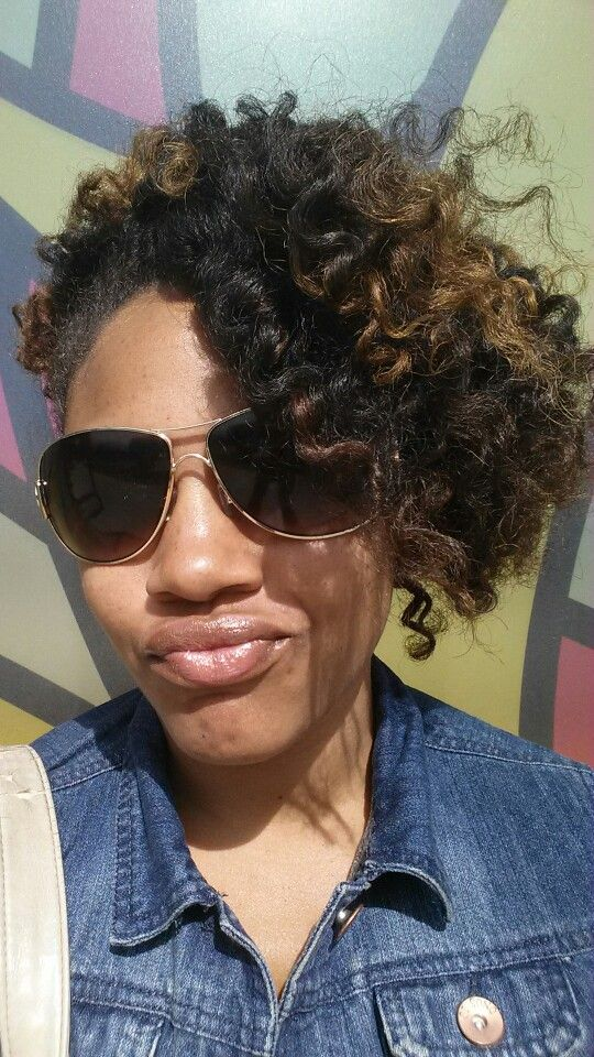 Twist out updo | NATURAL HAIRSTYLES | Pinterest