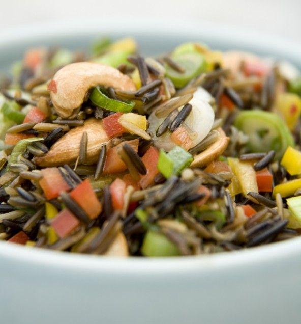 Thai Forbidden Rice Salad | Recipe
