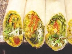 Healthy wraps | Food | Pinterest