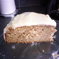 Never Fail Applesauce Spice Cake | Food | Pinterest