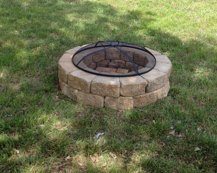 Homemade Fire Pit Ideas