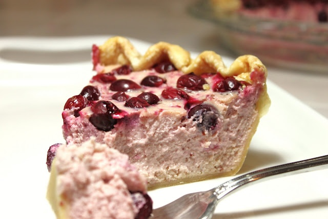 Cranberry Cheesecake Recipe — Dishmaps