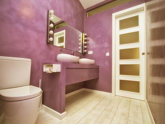 Microcemento ba os limpieza - Microcemento para banos ...