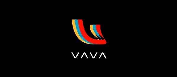 30 Cool Letter V Logo Design Inspiration