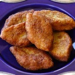 Gil Marks' Keftes de Prassa — http://punchfork.com/recipe/Gil-Marks ...