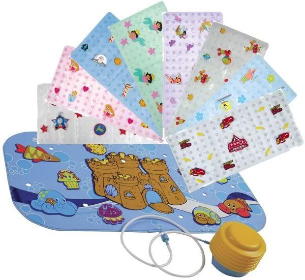 best baby bath mats baby bath time pinterest. Black Bedroom Furniture Sets. Home Design Ideas