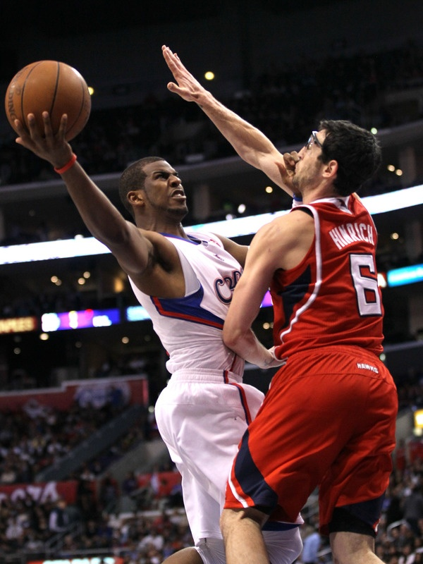 Chris Paul Hawks Pin by NBA King...