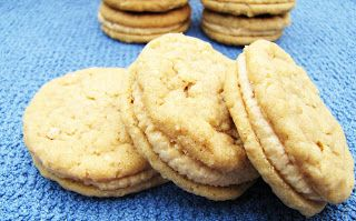 Homemade Girl Scout Do-Si-Dos | Cookies, cakes, bars | Pinterest