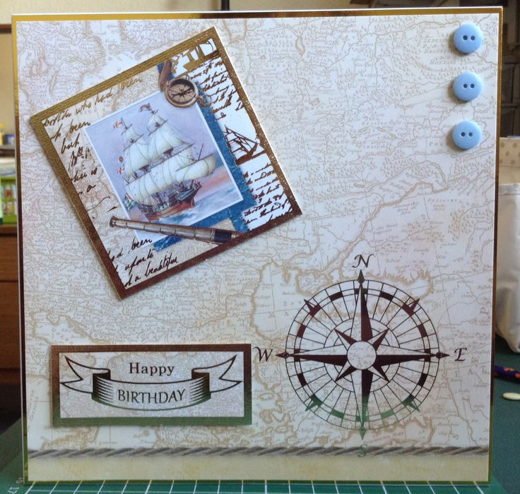 For Men | Handcrafted Cards | Pinterest
