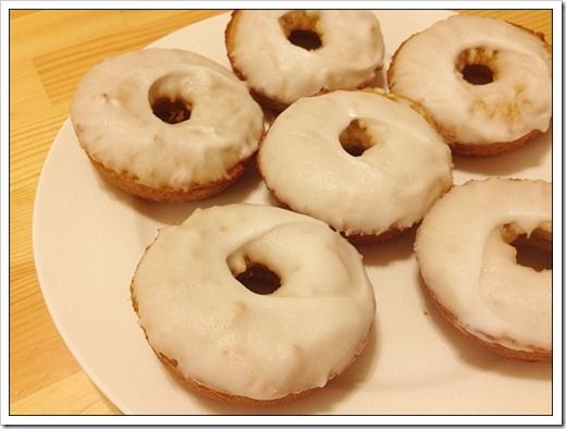 Grain-Free Triple-Coconut Delight Donuts