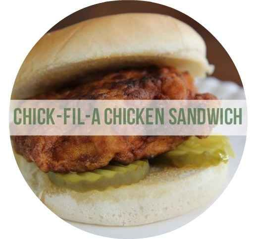 Homemade Chick-Fil-A Chicken Sandwich | 23 Copycat Recipes For Your ...