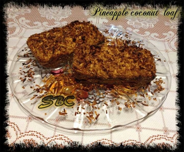 Pineapple coconut bread | Recipes | Pinterest