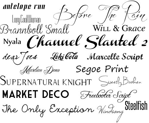 dafont Dafont is an ultimate destination for free text fonts it lists hundreds of excellent text fonts which can be downloaded and used in your office documents or logos.