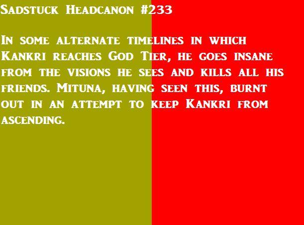 Mituna and kankri-----right in the heartKankri X Mituna Fanfiction