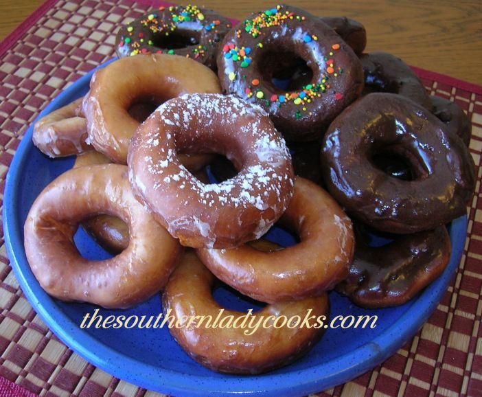 Homemade Glazed Donuts | Twila | Pinterest