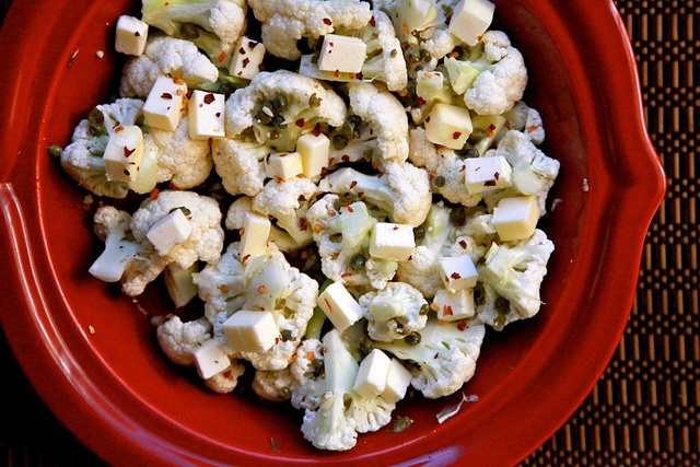 butter roasted cauliflower | Quinoa, Cauliflower, Avacado and other t ...