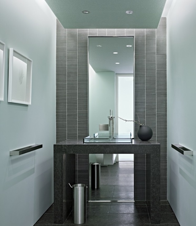 Beautiful Unbelievable Full Length Bathroom Mirrors  Homekeepxyz