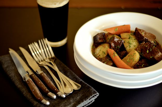 Irish beef and stout stew | Food Techniques | Pinterest