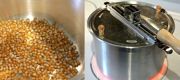 Sugar and Spice Popcorn | Recipe