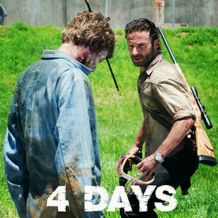 The time is upon us the walking dead pinterest