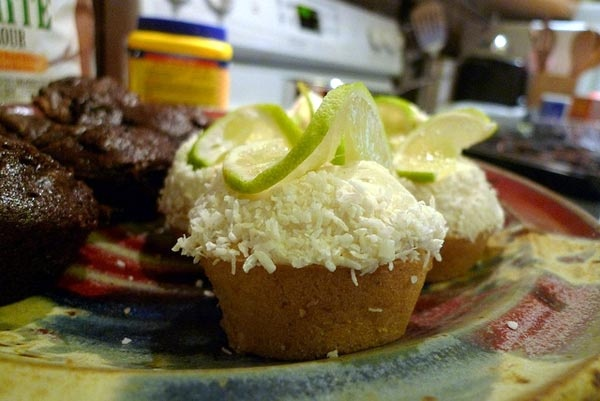 Coconut   Lime Cupcakes  Vegan Cupcake Take Over the World  Isa
