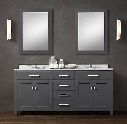 Fantastic  Vanity Sink  Double Vanities Amp Washstands  Restoration Hardware