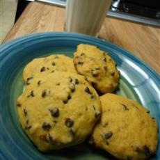 Crystal's Chocolate Chip Pumpkin Cookies | Yummys! | Pinterest