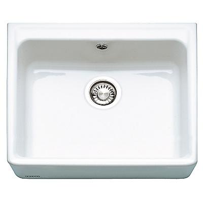 Franke Belfast Sink : Franke Belfast VBK 710 Ceramic Sink, White Kitchen :)