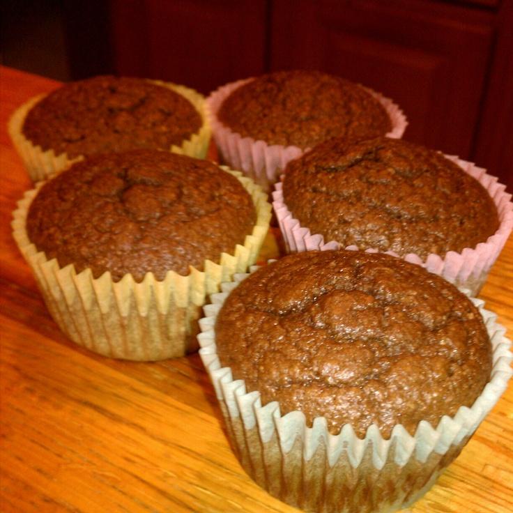 ... protein! http://dashingdish.com/recipe/banana-bread-protein-muffins