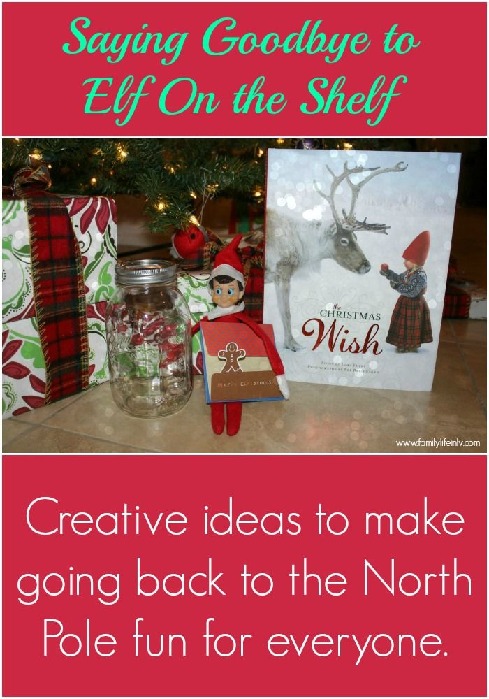Elf on the shelf leaving creative ideas to say goodbye our knight