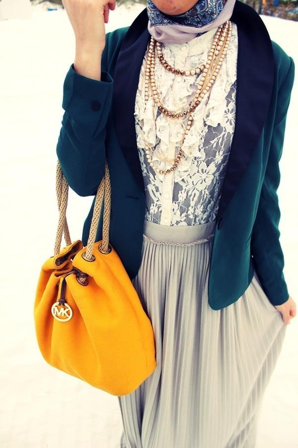Pin By Olinzher Nagashi On Hijab Hijabi Hijabee Muslimah Mode