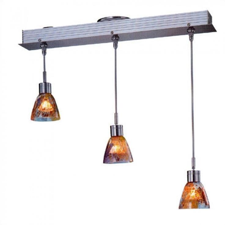 Ceiling Lights antina Kitchen Island Pendants in Orange  LS 19473ORN