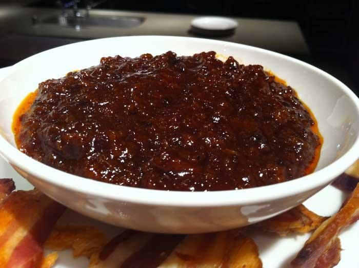 Bacon Jam - holy cow ! you must try this it's the balm !