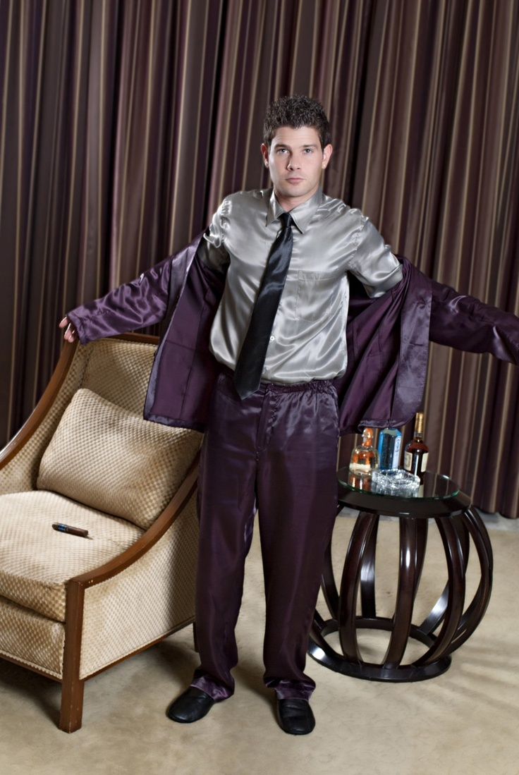 Suitjamas Let You Look Dapper In Your Sleep..lol