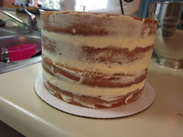 crusting buttercream recipe without shortening