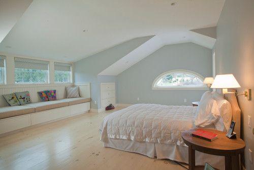 Dormer windows virginia room pinterest for Extreme makeover bedroom ideas
