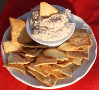 Smoked Tuna Dip - I'm going to use salmon for the omega-3s and I can'...