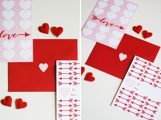 valentine's day blank bingo card