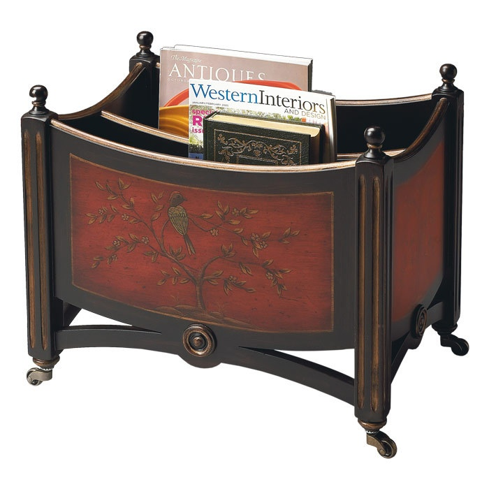 Shop Cool Magazine Rack Products on Houzz