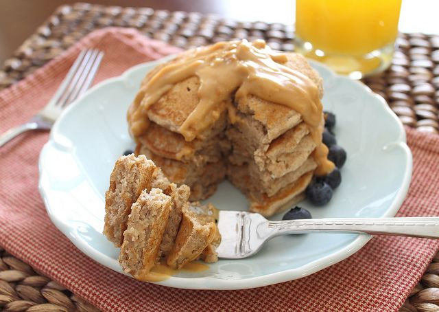 Coconut Flour Oven Pancakes Recipe — Dishmaps
