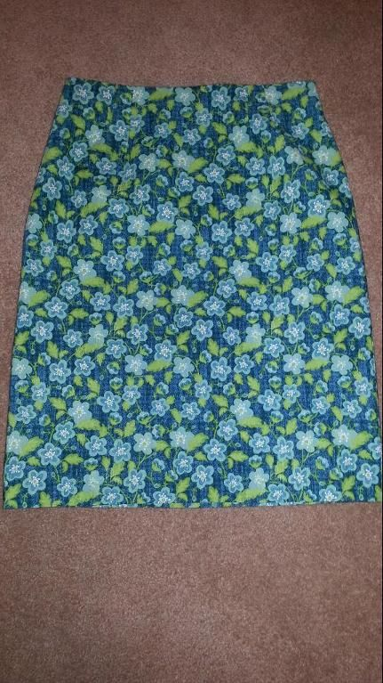 easy pattern pencil skirt things to wear