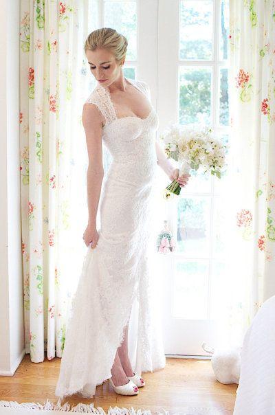 Incredible wedding dress