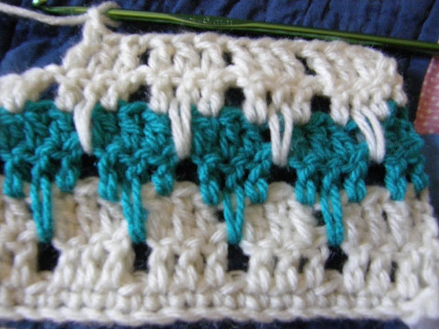 ... tutorial for larksfoot Crochet-How to, Stitches & Ebooks
